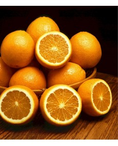 Orange Boisson froide
