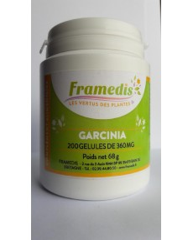 Garcinia Cambogia  gélules